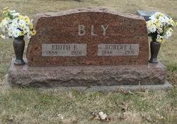 Edith <i>Ellis</i> Bly