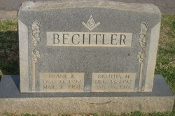 Delitha Marie <i>Zeigler</i> Bechtler