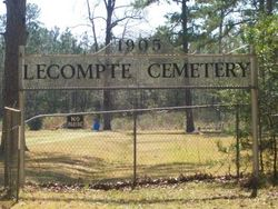 Lecompte Cemetery