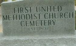 East Bernard Methodist Cemetery