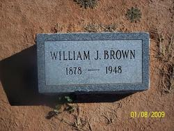 William J Brown