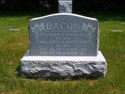 Addie M <i>Baker</i> Bacon