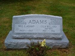 Lila <i>Willard</i> Adams