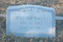 Nora <i>Camp</i> Whitsett