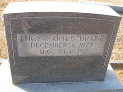 Lucy <i>Carter</i> Drane