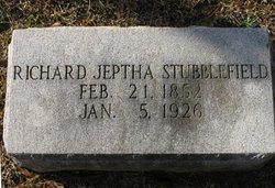 Richard Jeptha Stubblefield