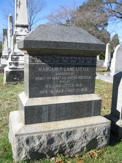 Margaret Lane Peggy <i>Mordecai</i> Little