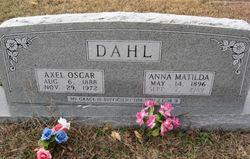 Anna Matilda Dahl