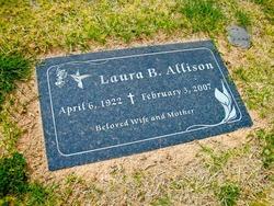 Laura B <i>Dufphey</i> Allison