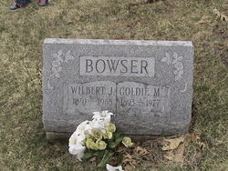 Goldie Matilda <i>Hooks</i> Bowser