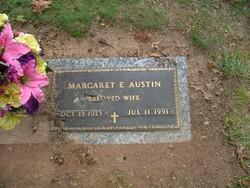 Margaret E Austin