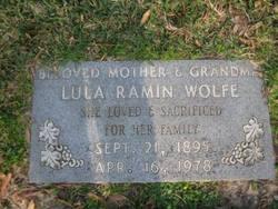 Lula <i>Ramin</i> Wolfe