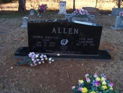 George Morrison <i>Jake</i> Allen