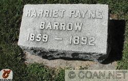Harriet <i>Payne</i> Barrow