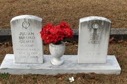 PFC Julian Buford Porter Gilmer