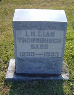 Lillian <i>Thornburgh</i> Bass