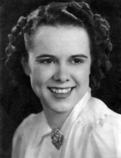 Dorothy Virginia Dot <i>McManus</i> Chamberlin