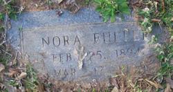 Martha Lenora Nora <i>Patterson</i> Fuller