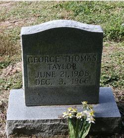 George Thomas Taylor