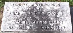Lindsay Carter Warren