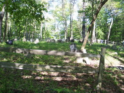 Strohm (Woodland Farms) Cemetery