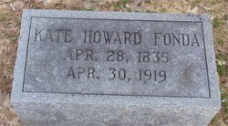 Delilah Catherine <i>Howard</i> Fonda