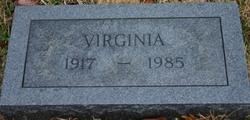 Virginia <i>Murphy</i> Anderson