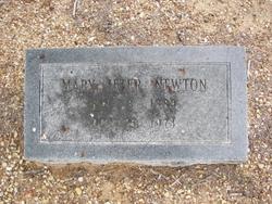 Mary <i>Jeter</i> Newton