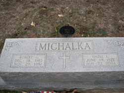 Hazel <i>Riddle</i> Michalka