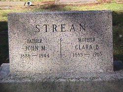 John Mack <i>Dean</i> Strean