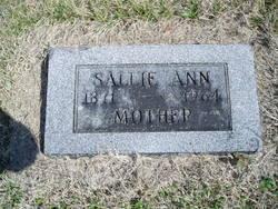 Sedalia Ann Sallie <i>Pace</i> Jennings