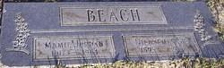 Mamie <i>Jordan</i> Beach