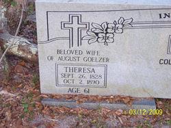 Theresa <i>Otto</i> Goelzer