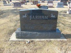 Sandra Harris <i>Harris</i> Barham