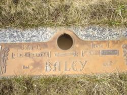 Rose Idaline <i>Sedlacek</i> Baley
