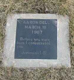 Aaron Dell Allensworth