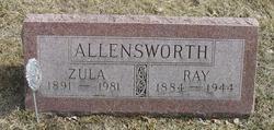 Zula Caroline <i>Mills</i> Allensworth