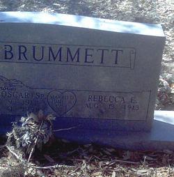 Rebecca <i>Easley</i> Brummett