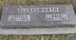 Lucille Elsie <i>McIntyne</i> Allensworth