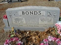 Dorothy Geraldine <i>Branscum</i> Bonds