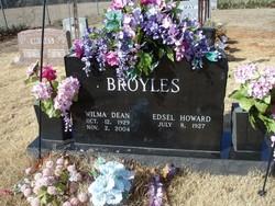 Wilma Dean Broyles
