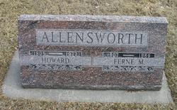 Ferne Margaret <i>Pollitt</i> Allensworth