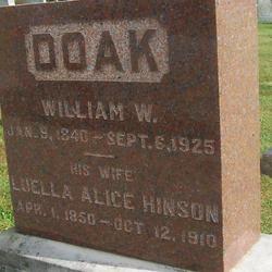 William Watson Doak