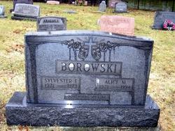 Alice M Borowski