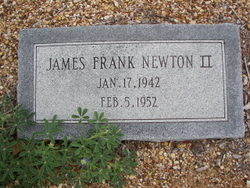 James Frank Newton, II