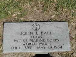 John Luther Ball