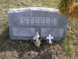 James M Steele