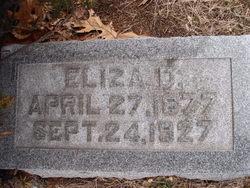 Eliza Della <i>Herwig</i> Fitzgerald