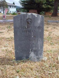 Richard John Birman