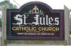 Saint Jules Catholic Church Cemetery
